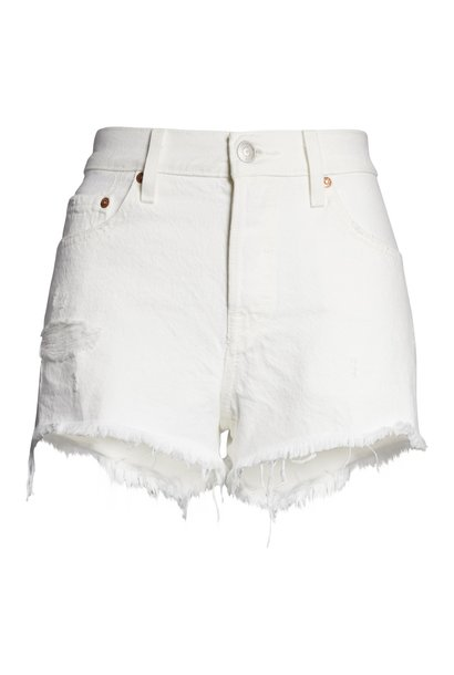 501 SHORTS PEARLY WHITE