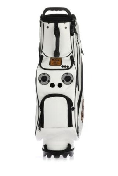 BLUETOOTH SPEAKER WHITE GOLFBAG