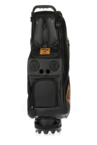 BLUETOOTH SPEAKER BLACK GOLFBAG