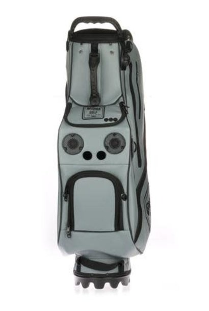 BLUETOOTH SPEAKER GREY GOLFBAG