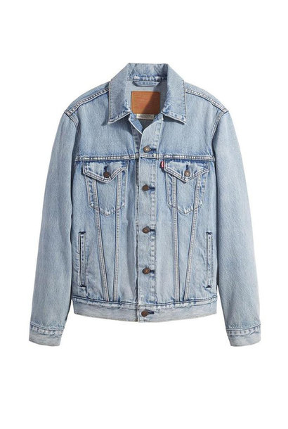 LEVI'S VINTAGE FIT TRUCKER SUPER LITE TRUCKER