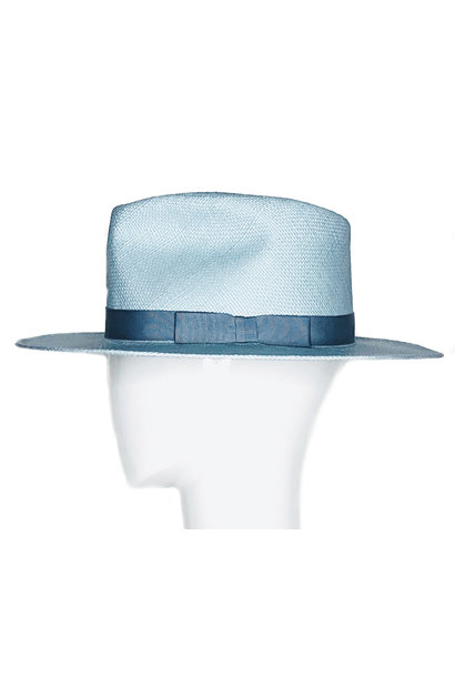 NICE ICE BLUE FEDORA