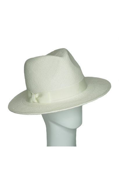 LEGEND WHITE FEDORA