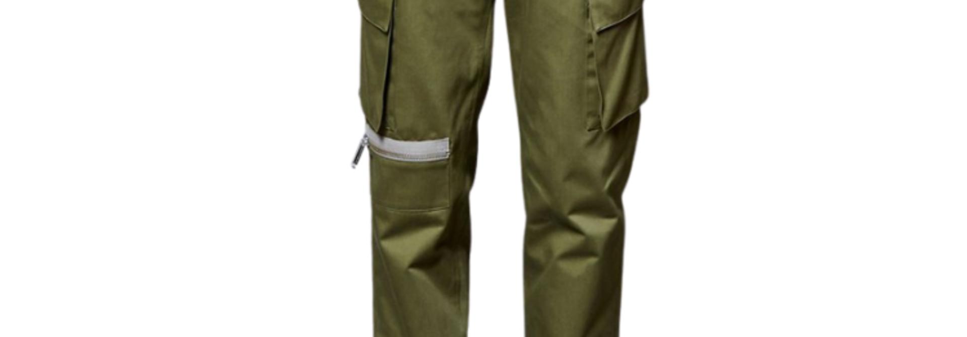 PSNYC CARGO PANT GREEN