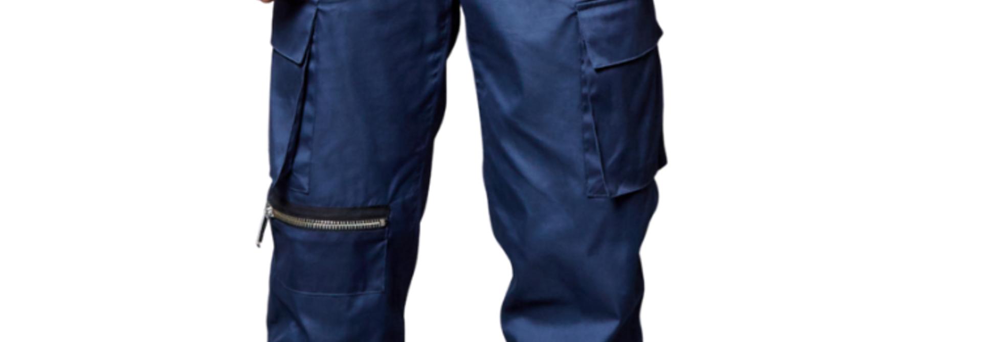 PSNYC CARGO PANT BLUE