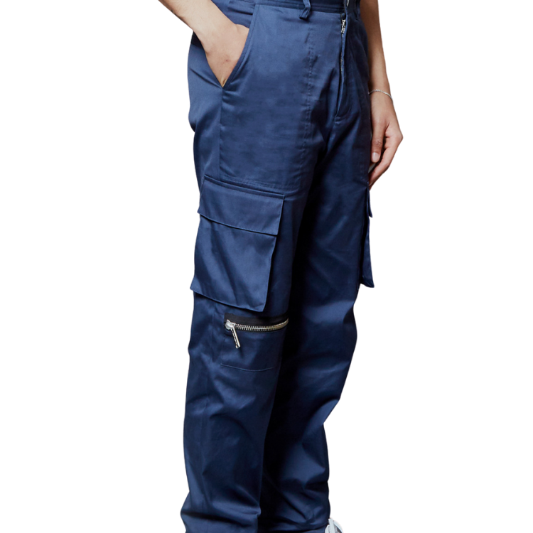 PSNYC CARGO PANT BLUE-2