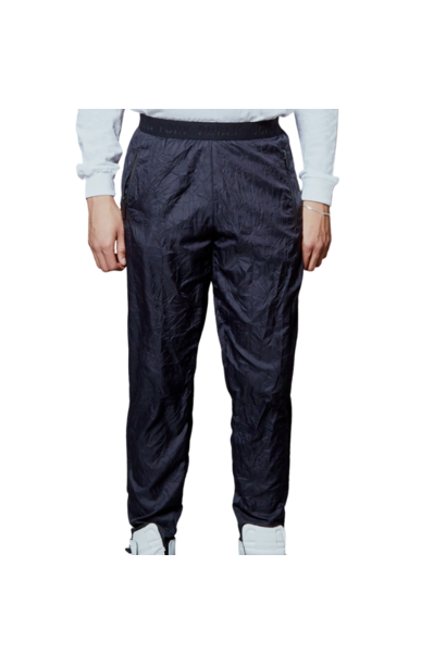 BLACK STAYMAN TRACKPANTS