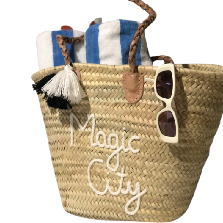 M24 MAGIC CITY STRAW TOTE, WHITE-1