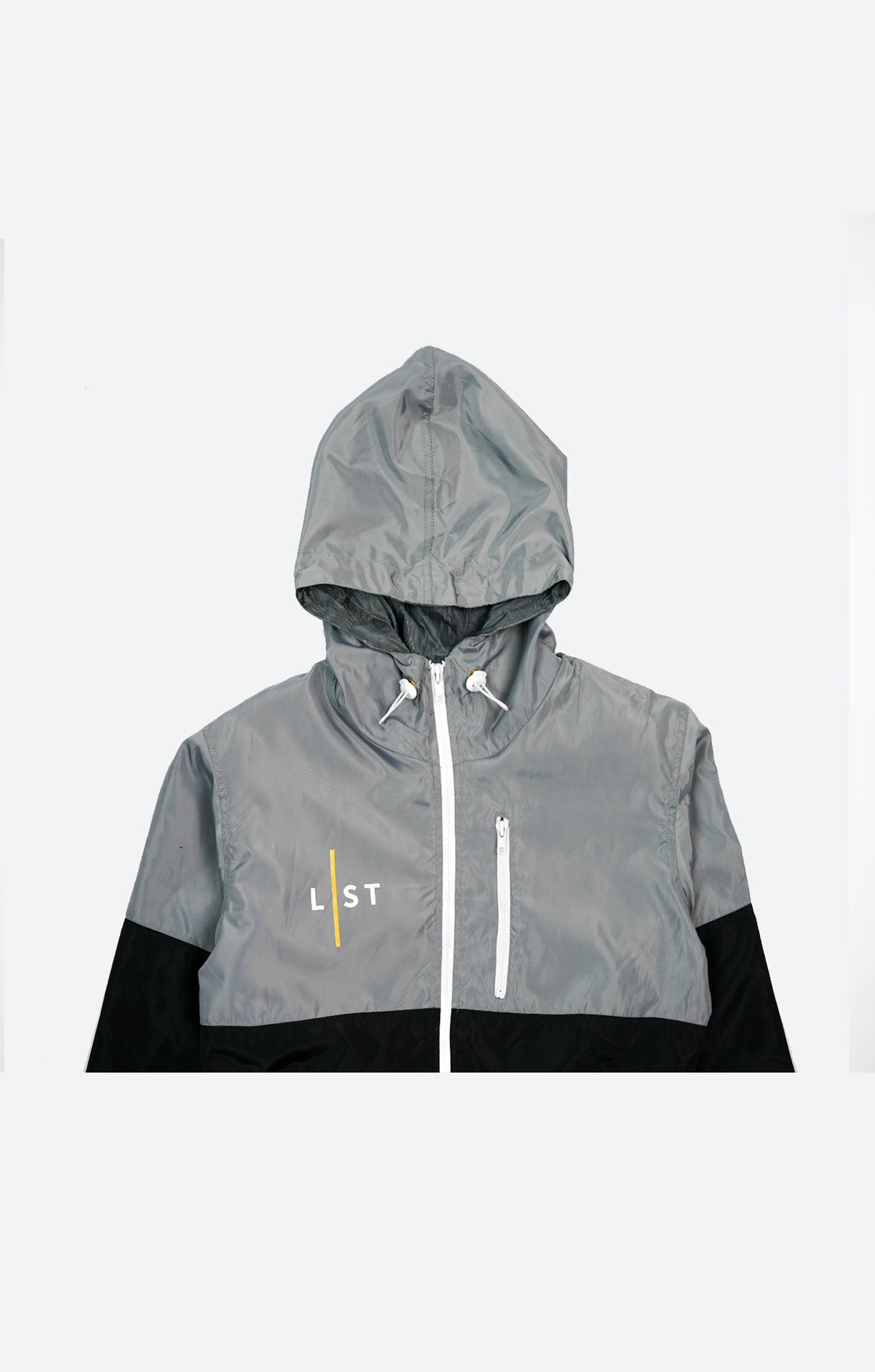 WAITING LIST GREY WINDBREAKER-2