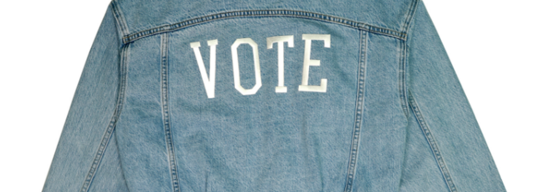 LEVI'S VOTE EX BF TRUCKER FOR REAL