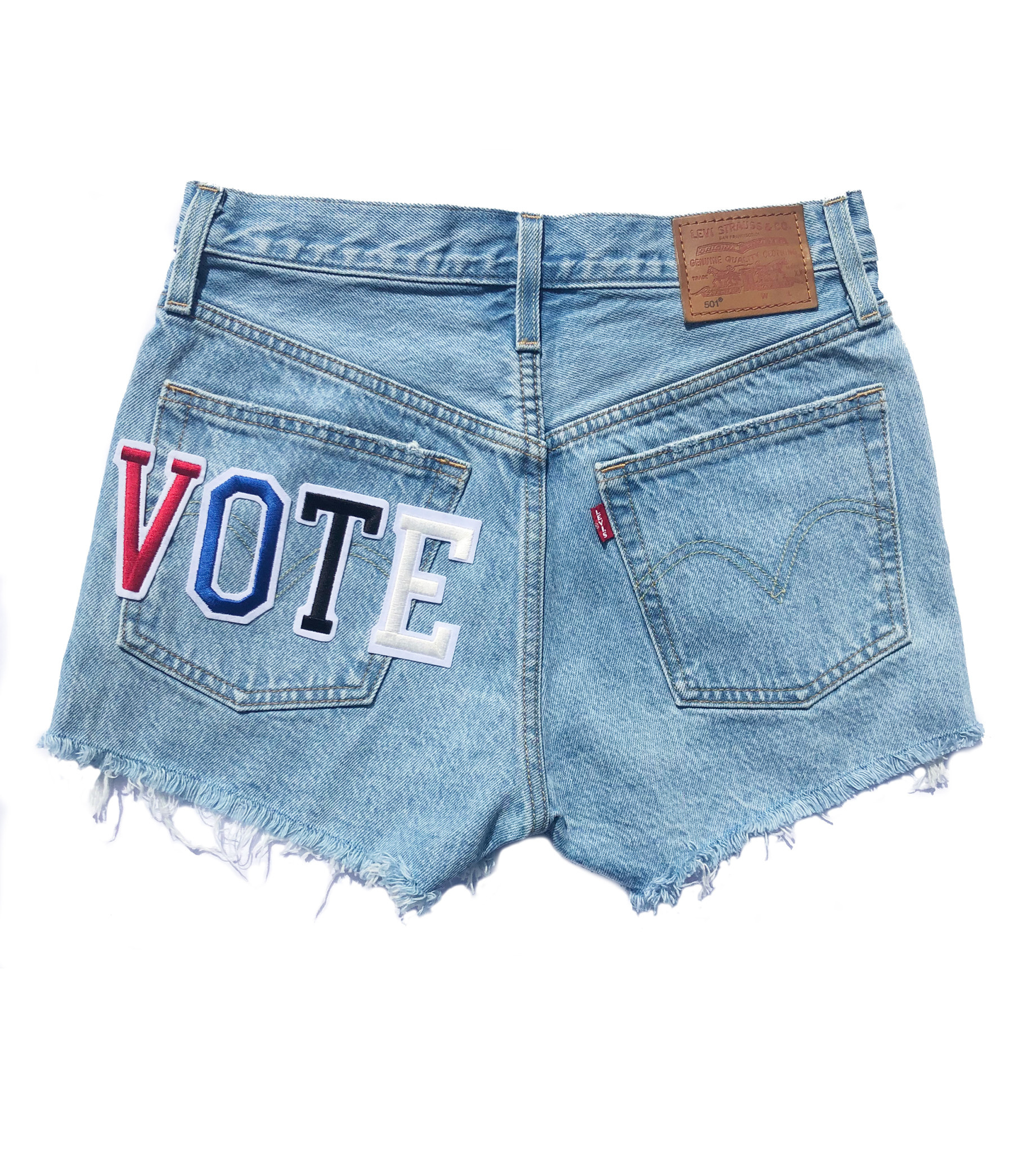 LEVI'S VOTE 501 SHORTS 56327-0086 LUXOR HEAT SHORTS-1