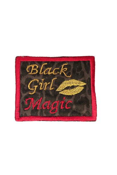 THE SHOP BLACK GIRL MAGIC KISS PATCH