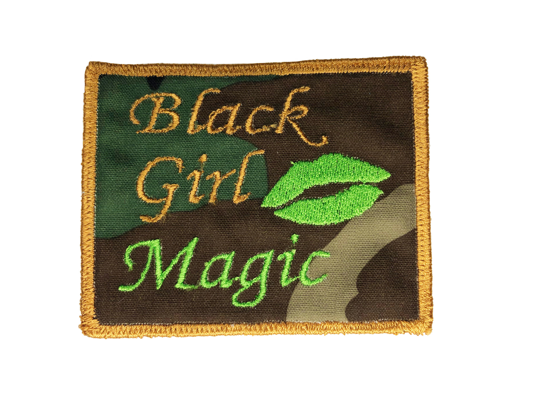 THE SHOP BLACK GIRL MAGIC KISS PATCH-4