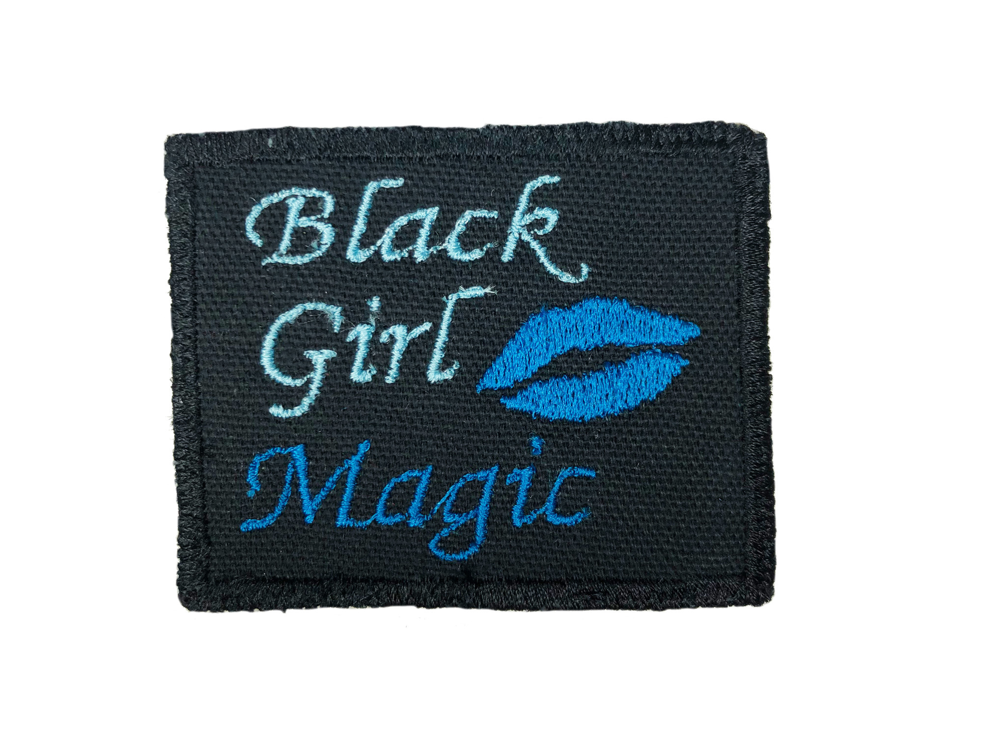 THE SHOP BLACK GIRL MAGIC KISS PATCH-5