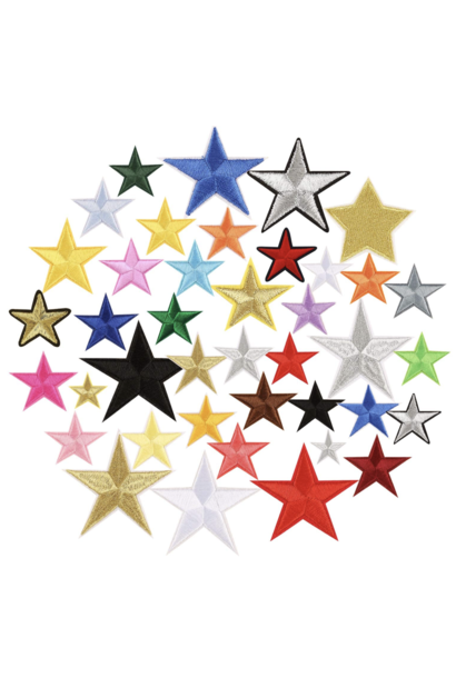 LARGE STAR PATCH