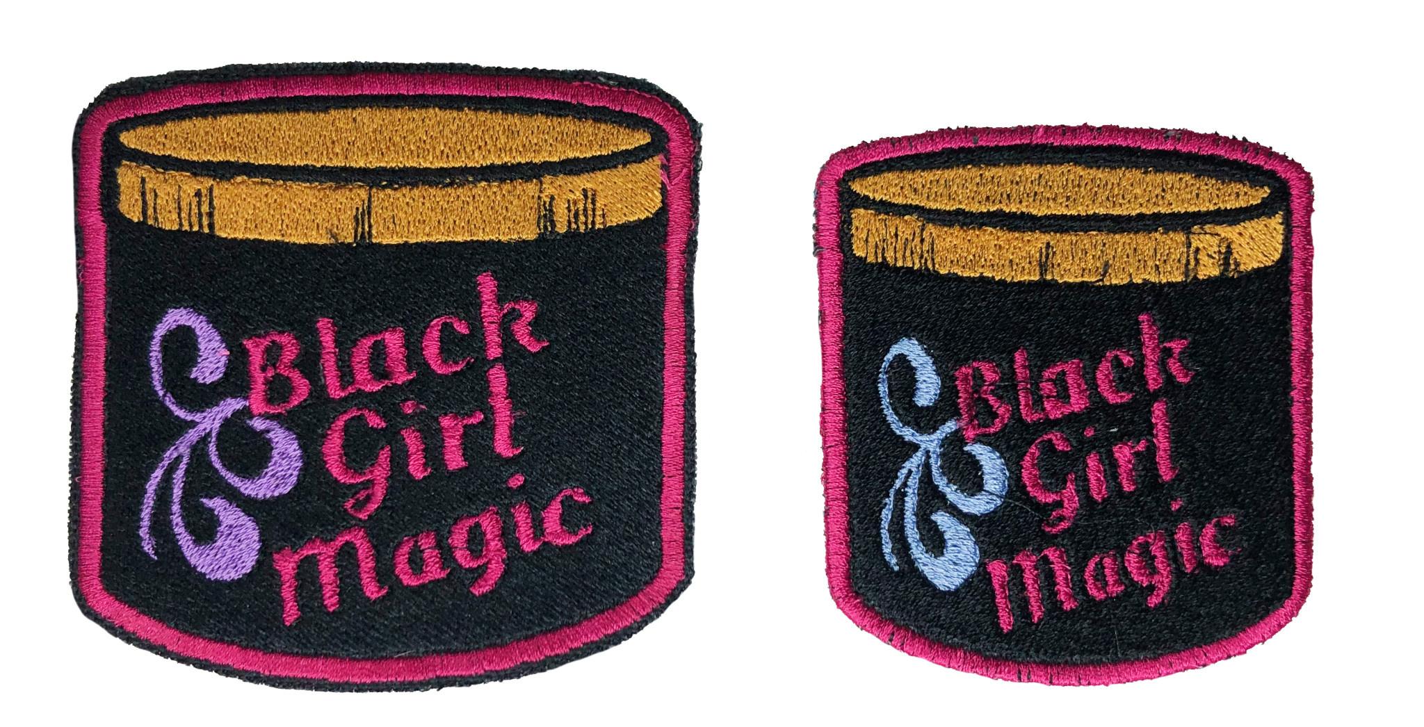 THE SHOP BLACK GIRL MAGIC JAR SMALL PATCH-2