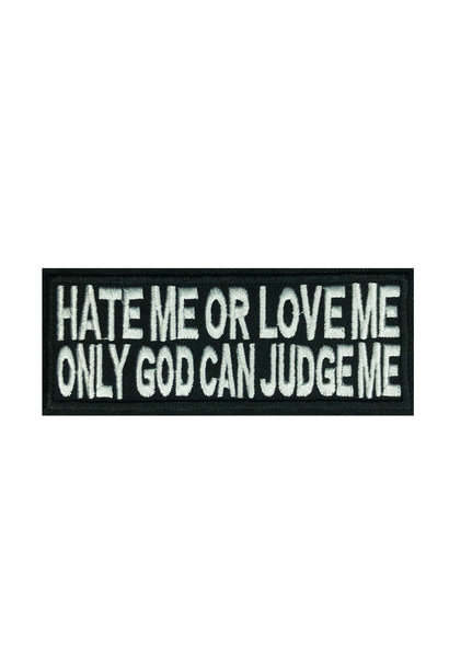 HATE OR LOVE PATCH
