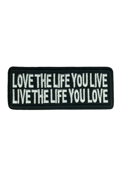LOVE LIFE PATCH