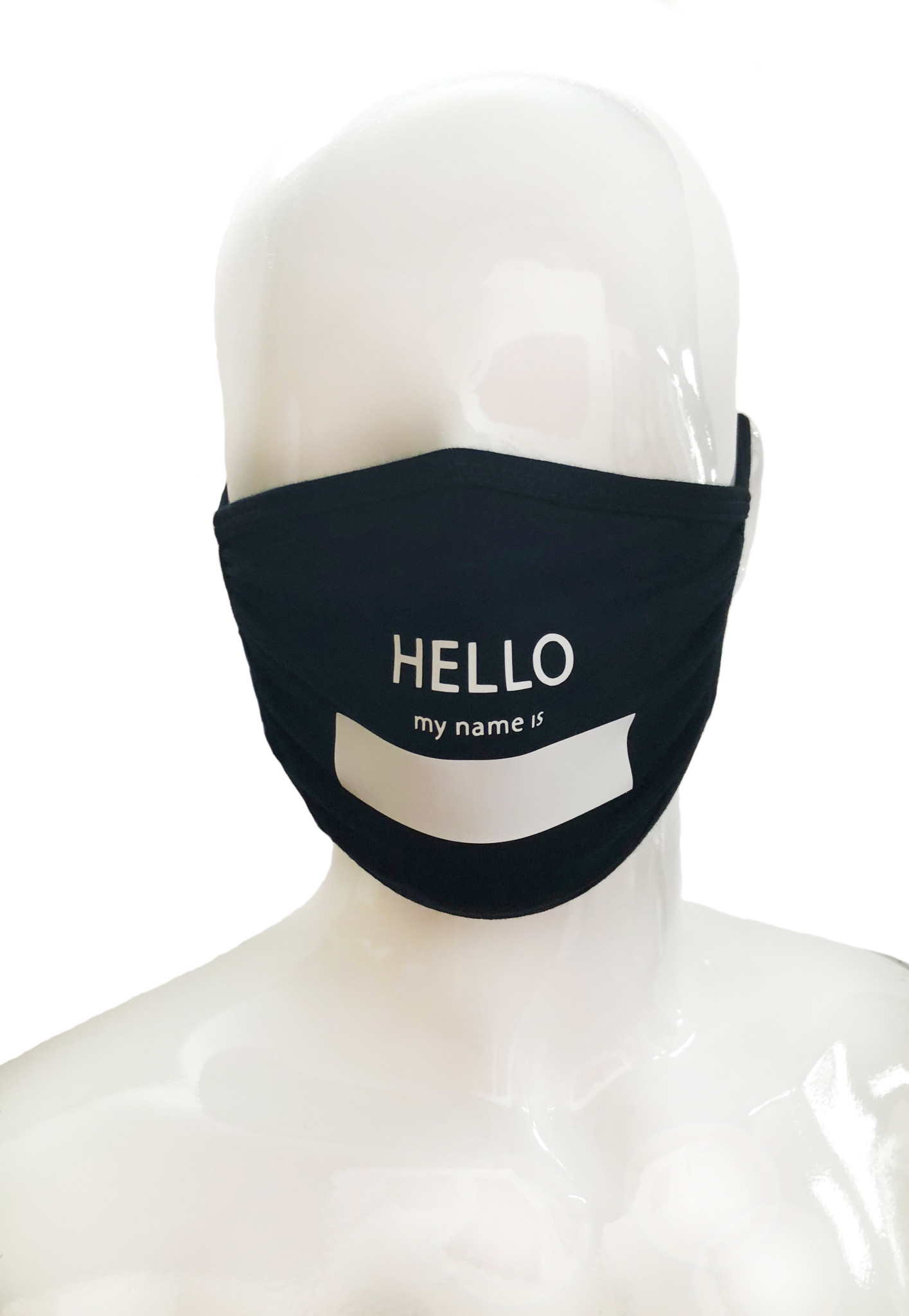 THE SHOP HELLO MY NAME IS MASK-1