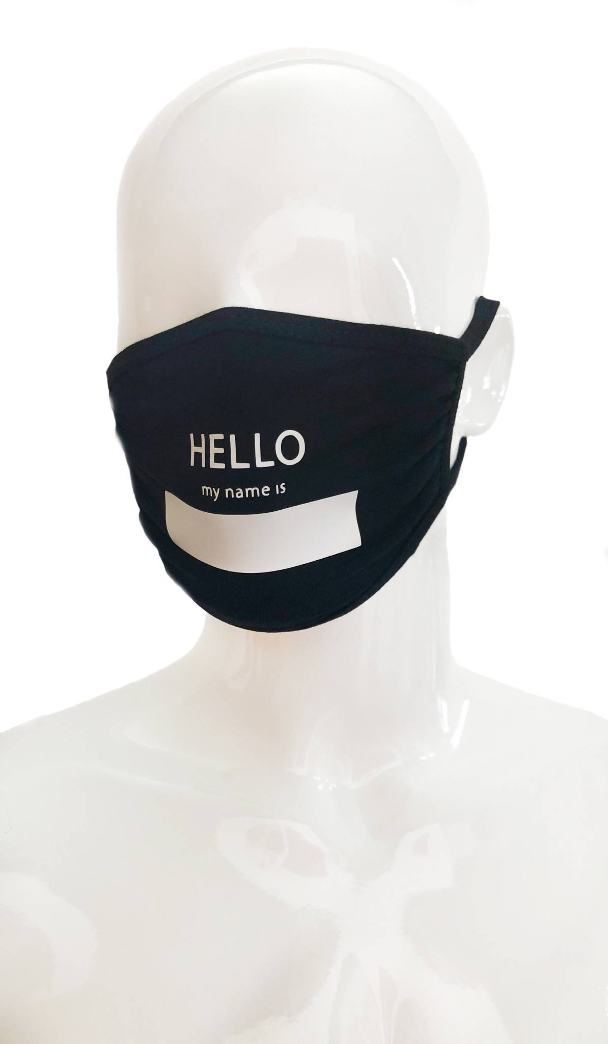 THE SHOP HELLO MY NAME IS MASK-2