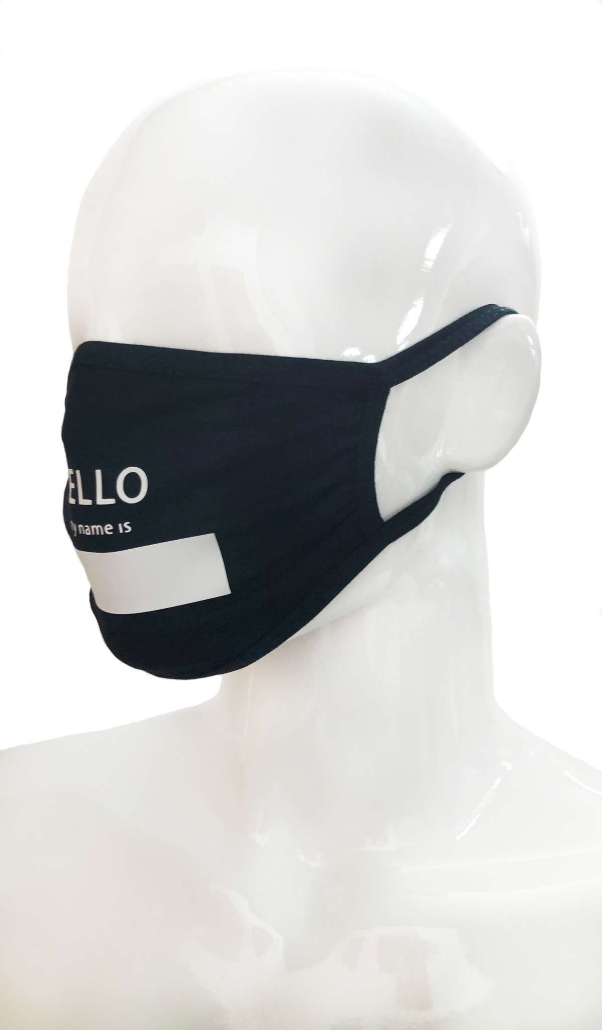 THE SHOP HELLO MY NAME IS MASK-3