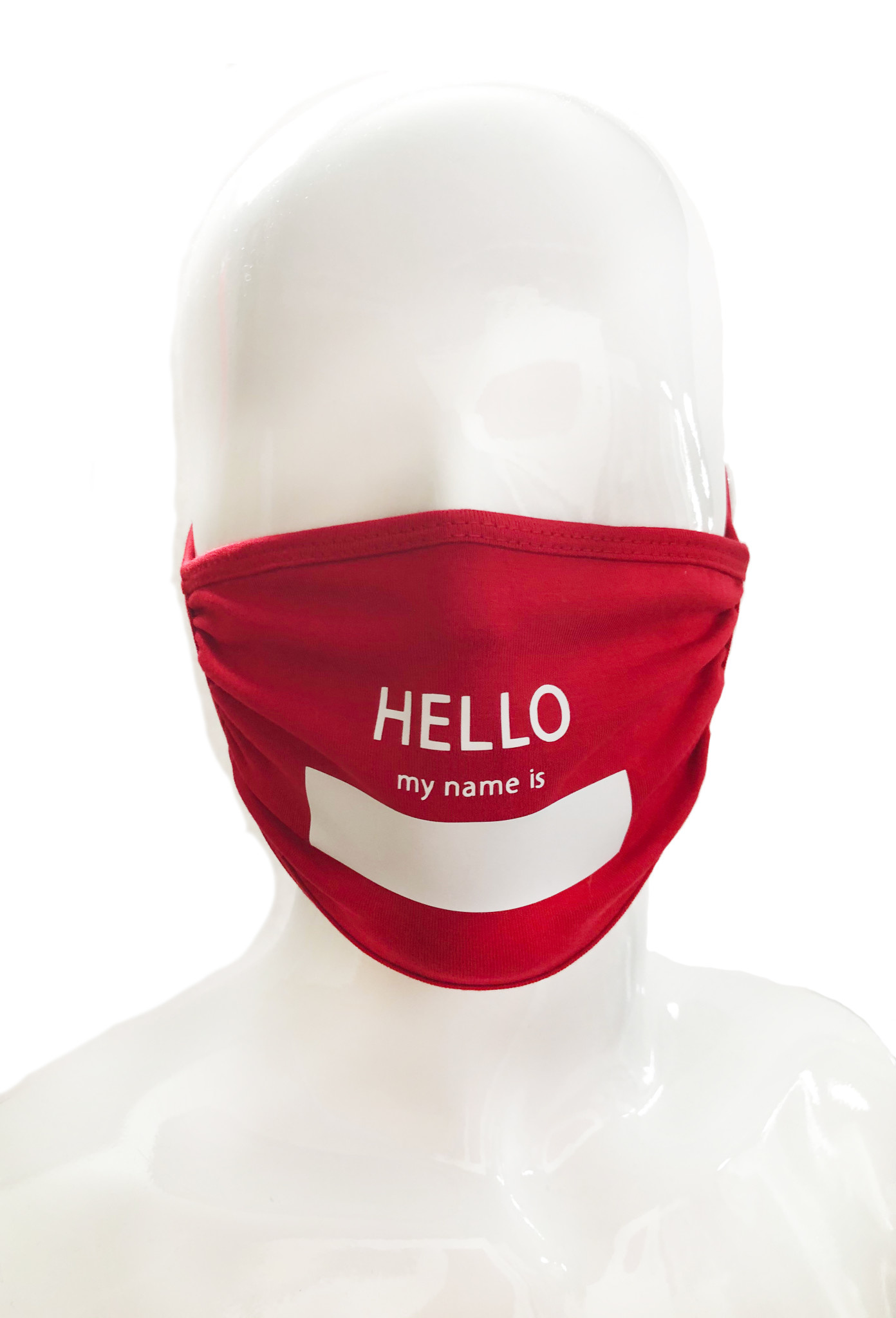 THE SHOP HELLO MY NAME IS MASK-4