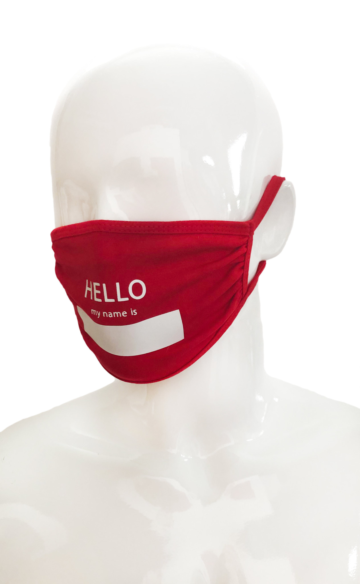 THE SHOP HELLO MY NAME IS MASK-5