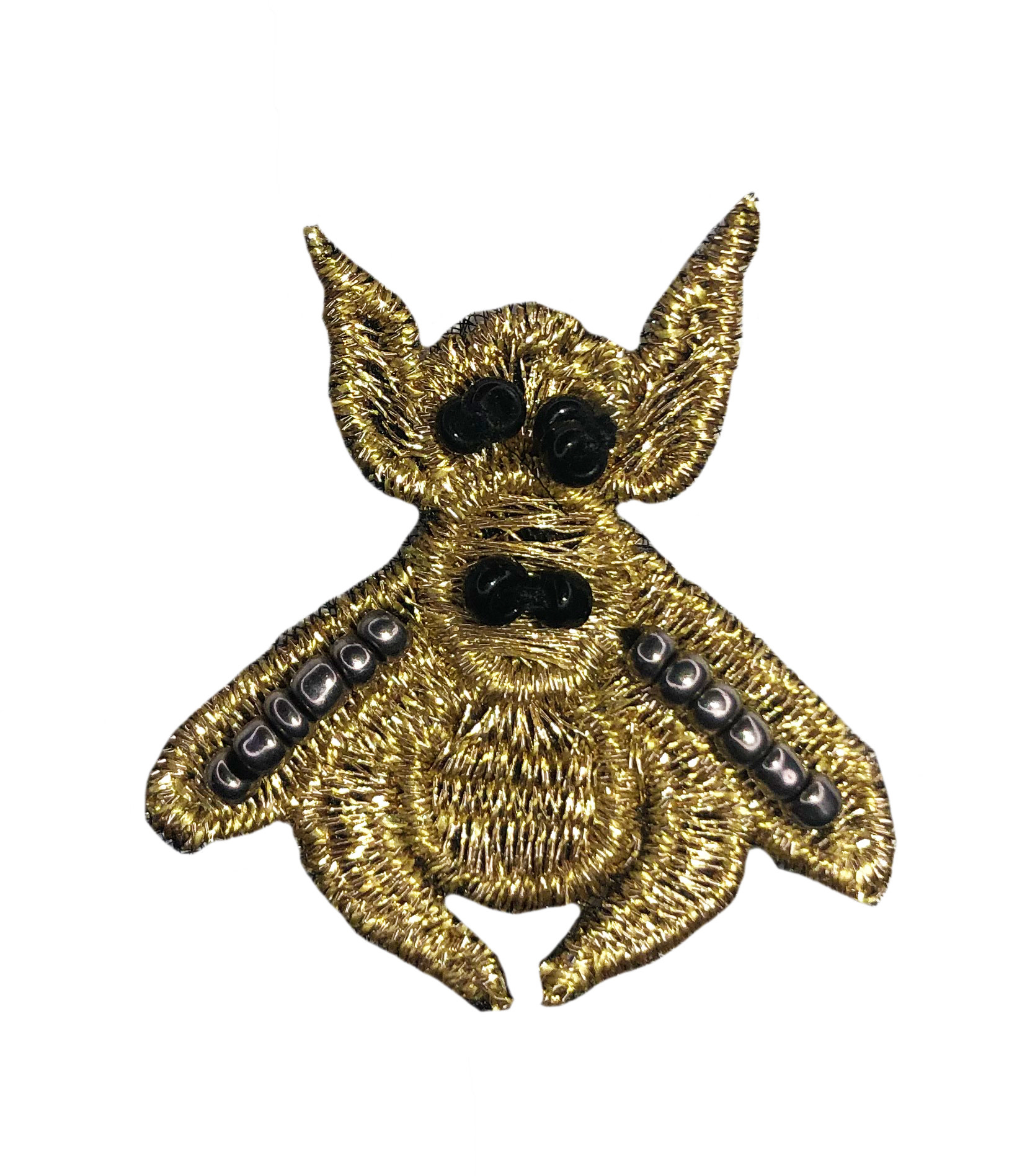 THE SHOP EMBROIDERED WASP SEW ON PATCH-2