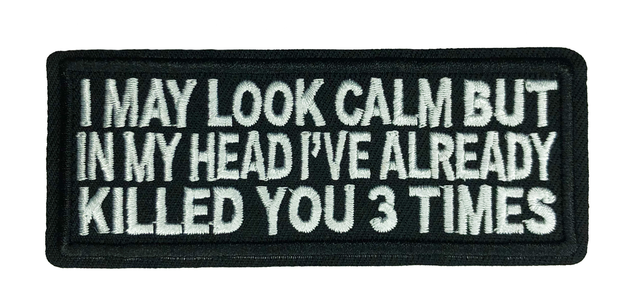 THE SHOP 8 STATEMENT PATCHES-7
