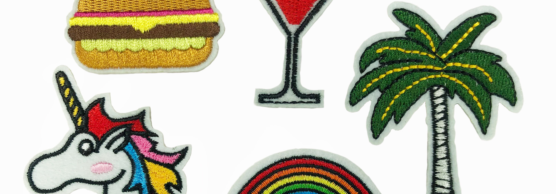 THE SHOP 5 LIFESTYLE PATCHES