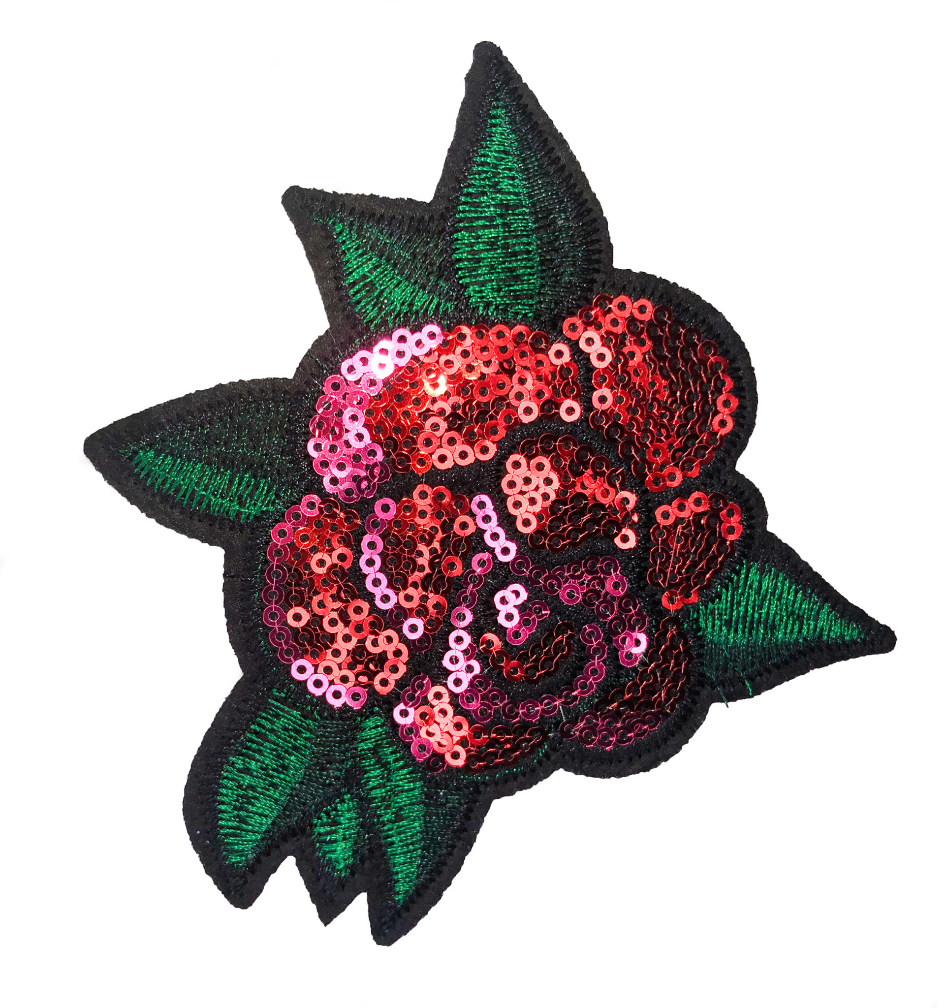 THE SHOP 10 SEQUIN LADY BOSS PATCHES-2