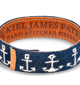 Kiel James Patrick Drop the Anchor Bracelet