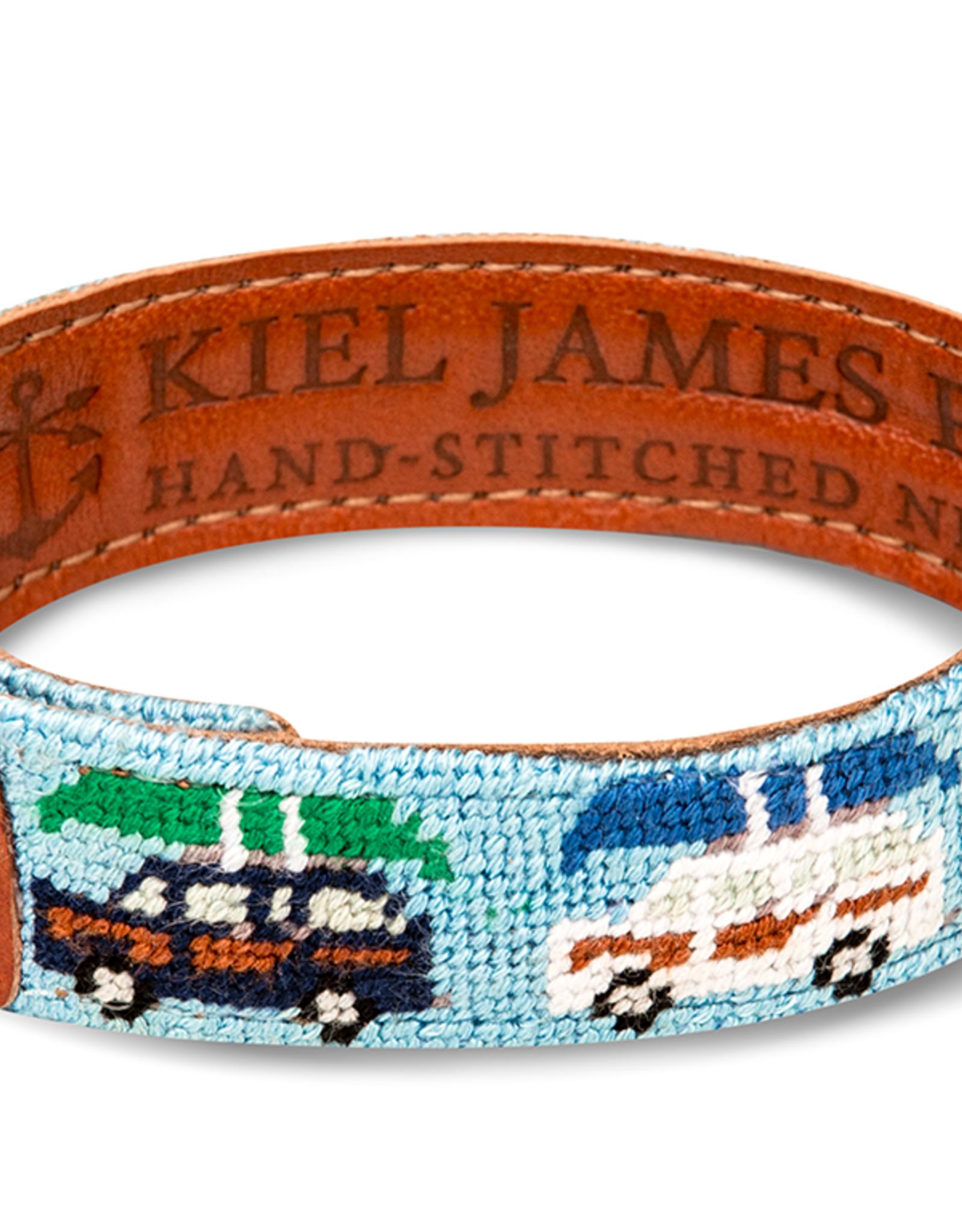 Kiel James Patrick Wood Is Good Bracelet