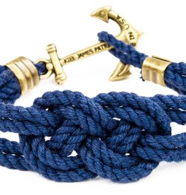 Kiel James Patrick Nantucket Hitch Bracelet