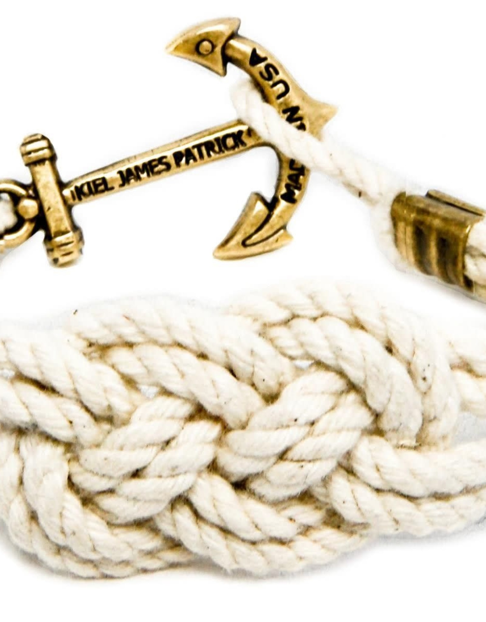 Kiel James Patrick Newport Knot Bracelet