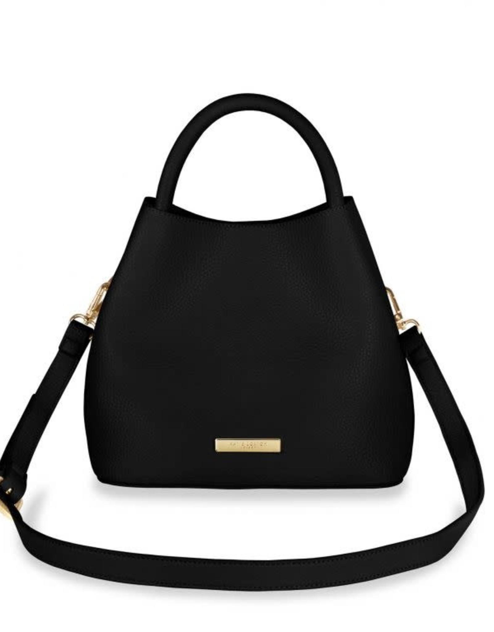 Katie Loxton Sienna Slouch Bag - Black