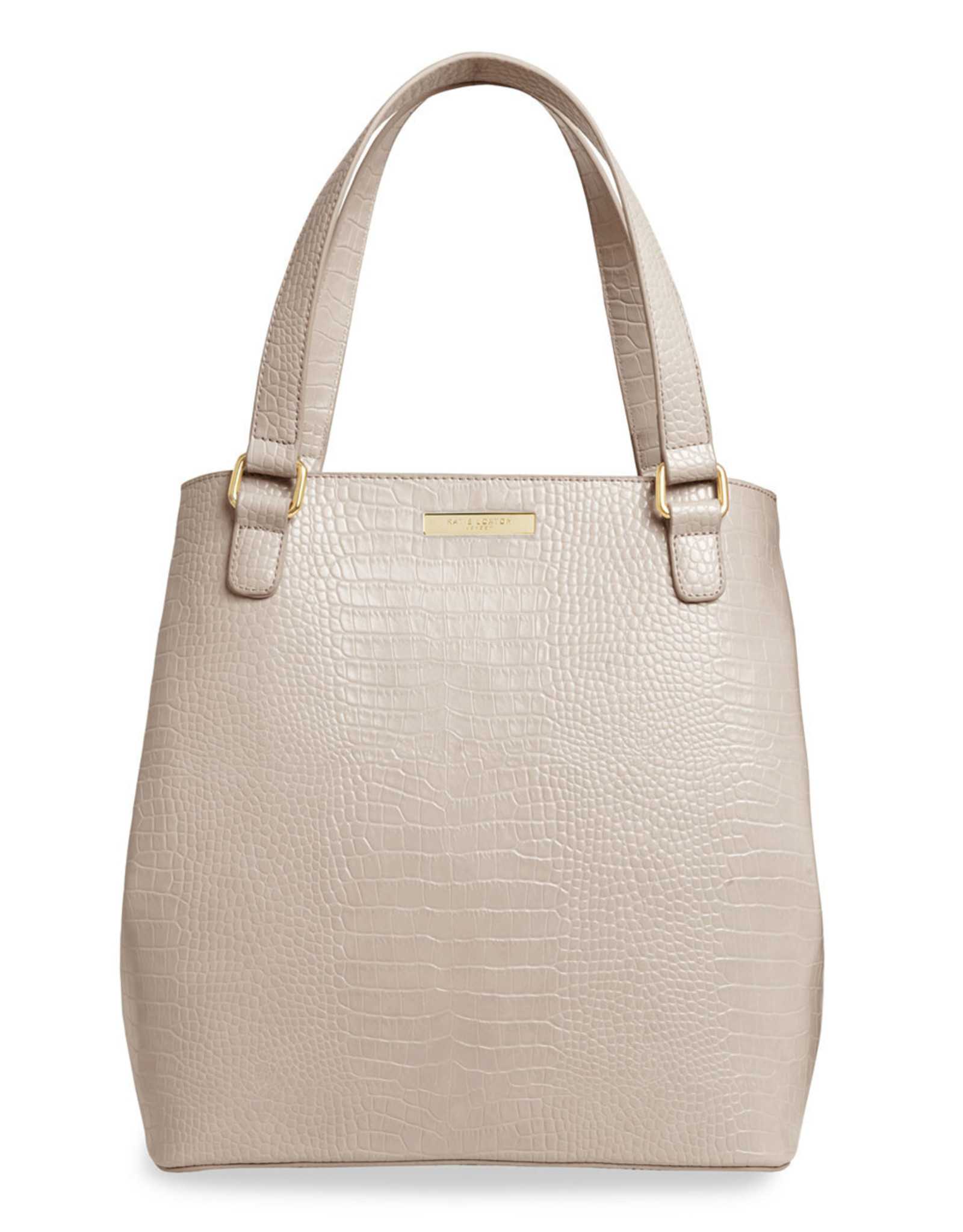 Katie Loxton Celine Croc Day Bag - Oyster
