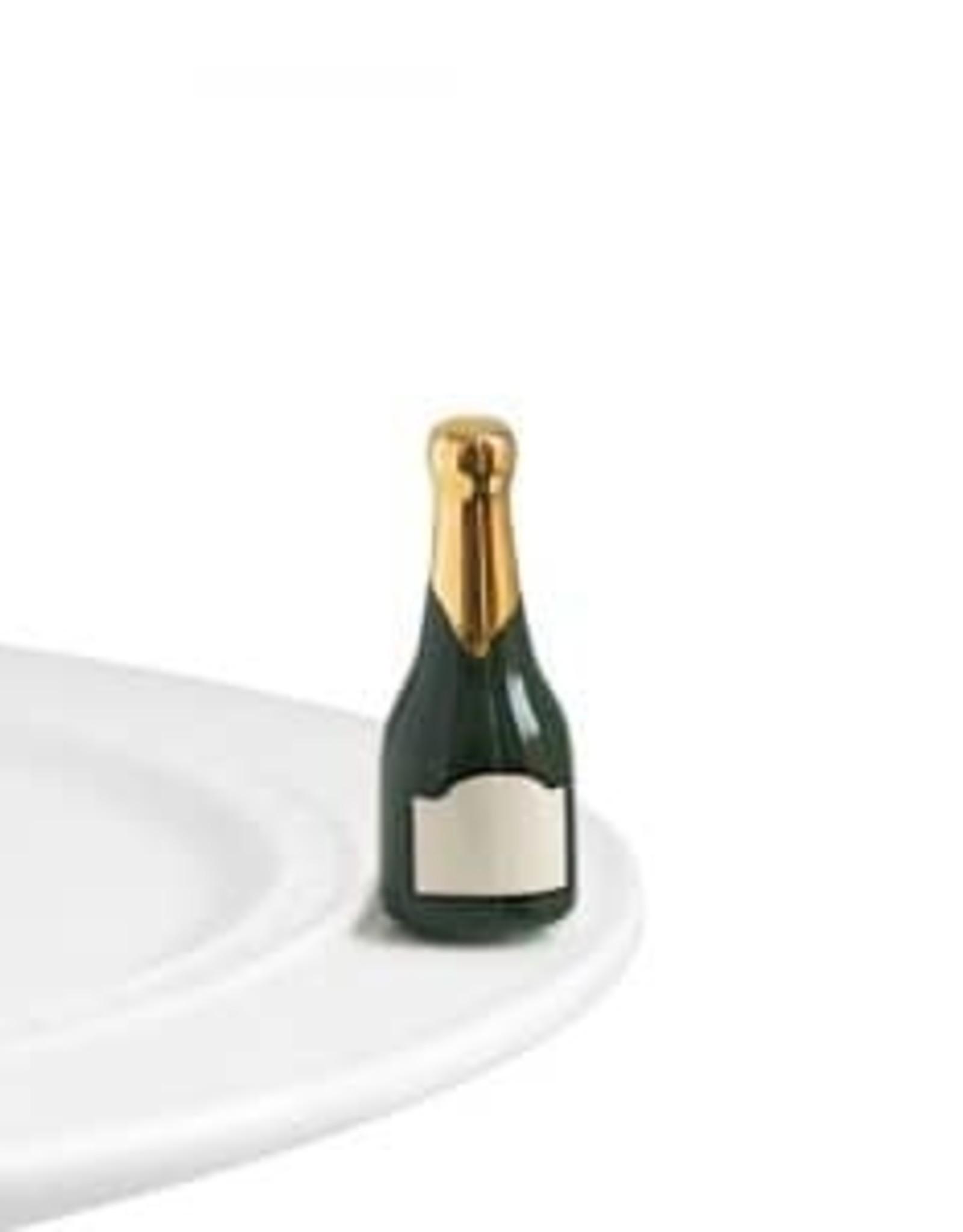 Nora Fleming Champagne celebration