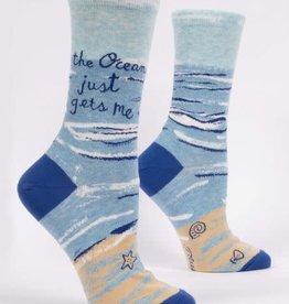 Blue Q The Ocean Just Gets Me