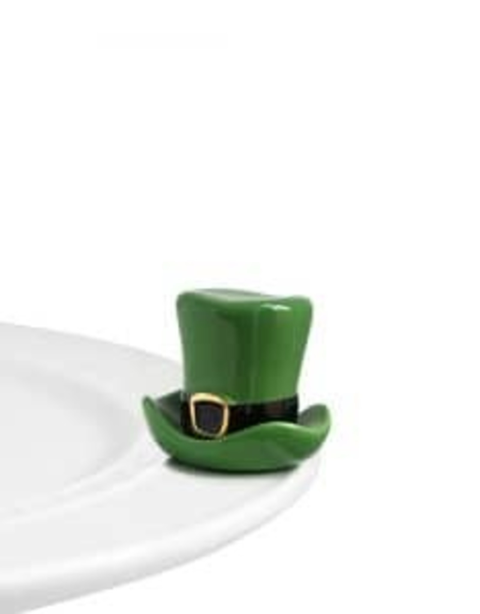 Nora Fleming spot o' irish (hat mini)