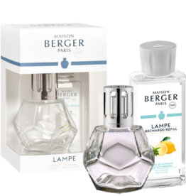 Maison Berger Geometry Clear Gift Set