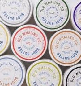 Old Whaling Co. Body Butter, 8oz