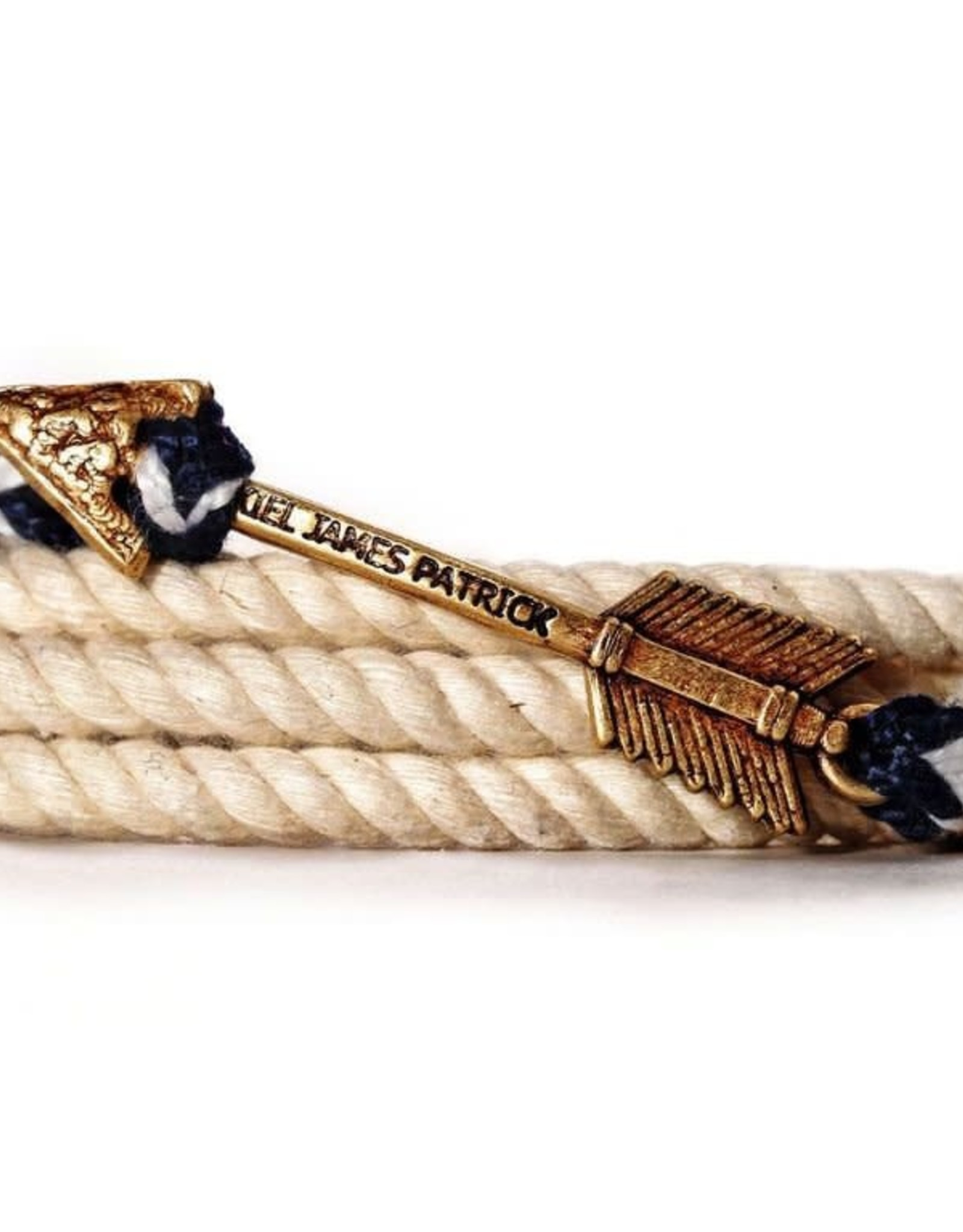 Kiel James Patrick Arrow Compass Bracelet