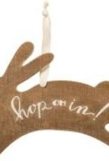 Wall Decor - Hop On In