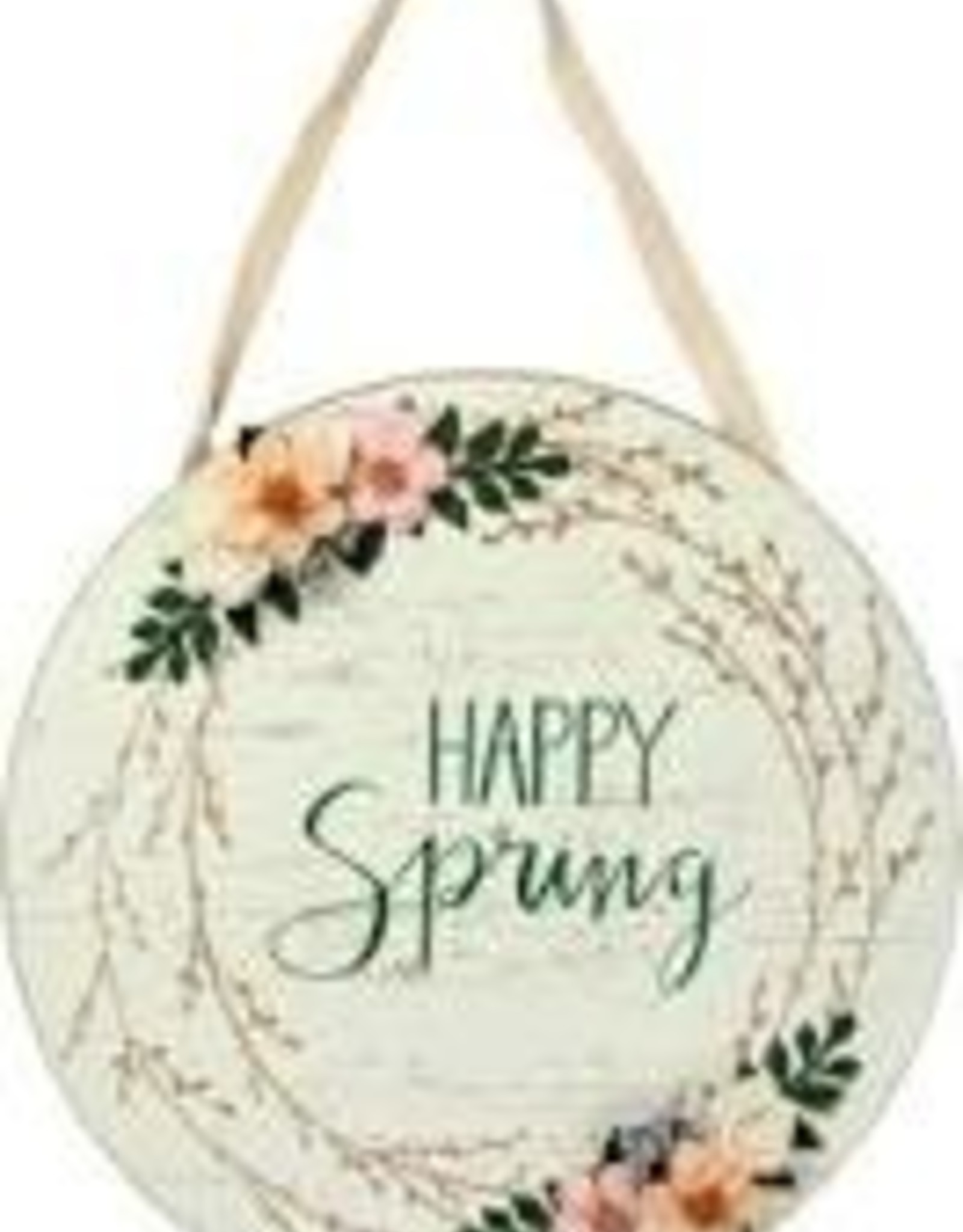 Wall Decor - Happy Spring