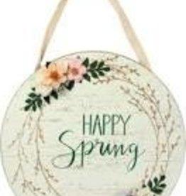 Wall Decor - Happy Spring