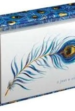 Pictura Note Cards - Feather
