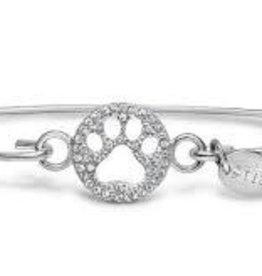 Stia Jewelry Pave Icon Bracelet - Paw