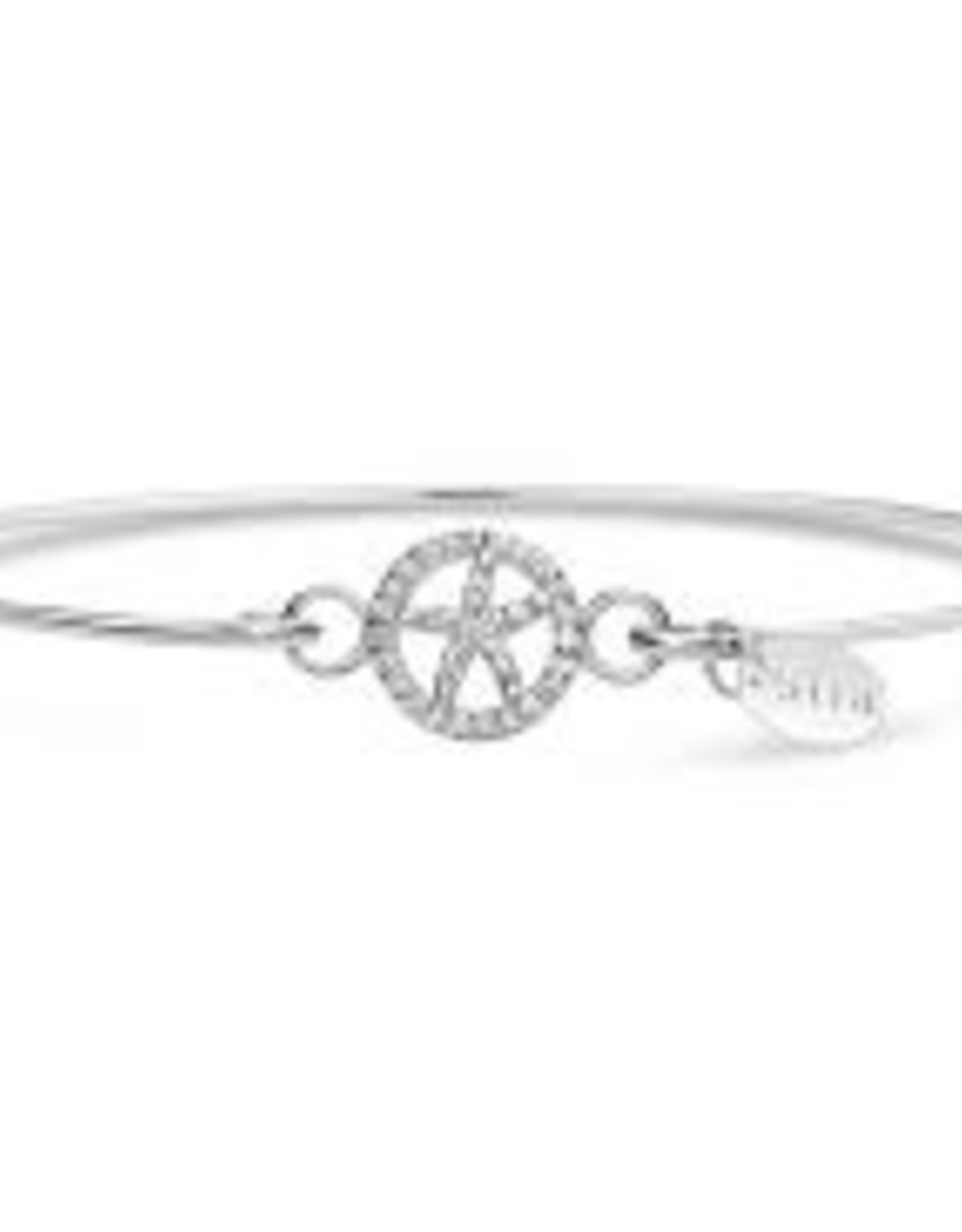 Stia Jewelry Pave Icon Bracelet - Starfish