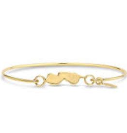 Stia Jewelry Icon Bracelet Gold - New Jersey